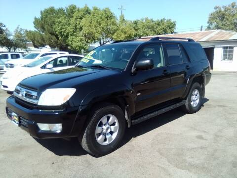 2005 Toyota 4Runner for sale at Larry's Auto Sales Inc. in Fresno CA