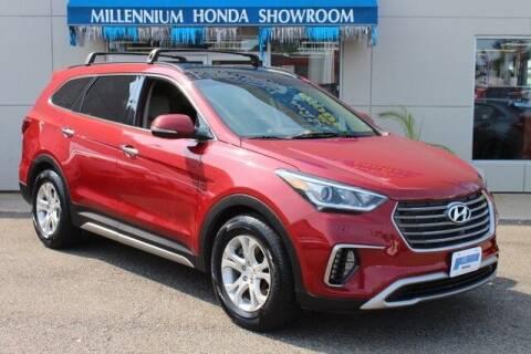 2018 Hyundai Santa Fe for sale at MILLENNIUM HONDA in Hempstead NY