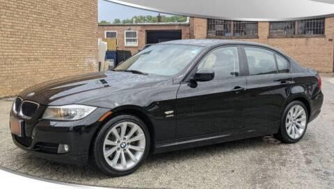 2011 BMW 3 Series for sale at Klean Motorsports in Skokie IL