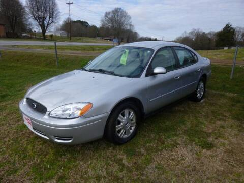 2007 Ford Taurus for sale at Ed Steibel Imports in Shelby NC