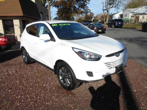2015 Hyundai Tucson for sale at MARANO MOTORS INC in Sewaren NJ