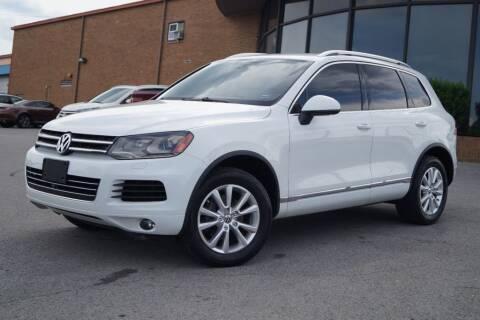 2013 Volkswagen Touareg for sale at Next Ride Motors in Nashville TN
