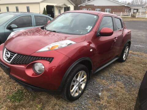 2011 Nissan JUKE for sale at RJD Enterprize Auto Sales in Scotia NY