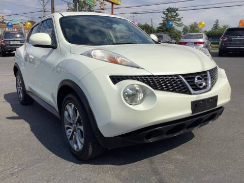 2011 Nissan JUKE for sale at Active Auto Sales in Hatboro PA
