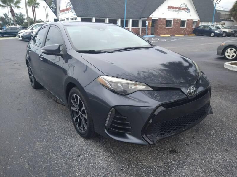 2019 Toyota Corolla for sale at SAMPEDRO MOTORS COMPANY INC in Orlando FL