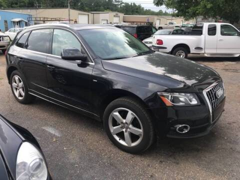 2012 Audi Q5 for sale at Bay City Auto's in Mobile AL
