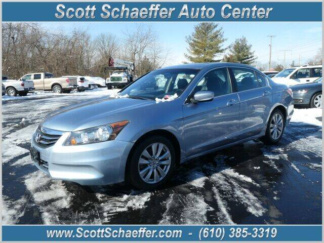 2011 Honda Accord for sale at Scott Schaeffer Auto Center in Birdsboro PA