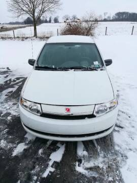 2003 Saturn Ion for sale at Stan's Auto Sales Inc in New Castle PA