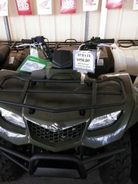 2019 Suzuki KING QUAD500AXI POWER STEERING for sale at Irv Thomas Honda Suzuki Polaris in Corpus Christi TX