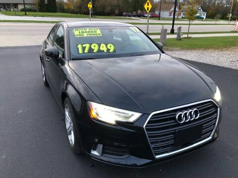 2017 Audi A3 for sale at Wyss Auto in Oak Creek WI