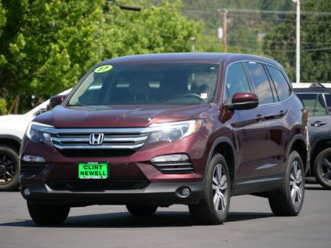 2017 Honda Pilot for sale at CLINT NEWELL USED CARS in Roseburg OR