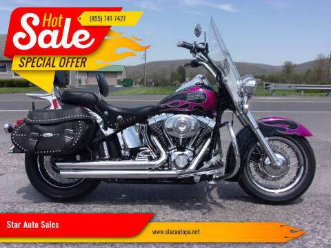 2006 Harley-Davidson Heritage Softail  for sale at Star Auto Sales in Fayetteville PA