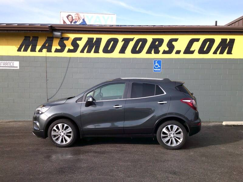 2017 Buick Encore for sale at M.A.S.S. Motors - Fairview in Boise ID