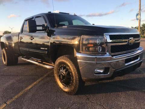 2010 Chevrolet Silverado 3500HD for sale at Truck Depot in Miami FL