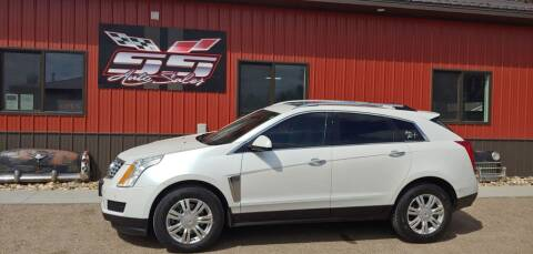 2013 Cadillac SRX for sale at SS Auto Sales in Brookings SD