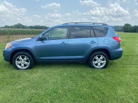 2011 Toyota RAV4 for sale at Wendell Greene Motors Inc in Hamilton OH