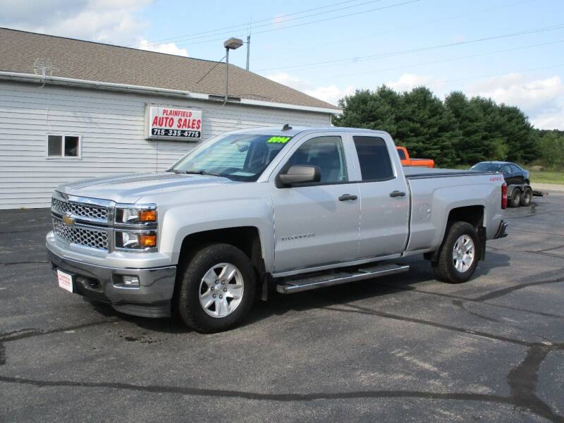 2014 Chevrolet Silverado 1500 for sale at Plainfield Auto Sales, LLC in Plainfield WI