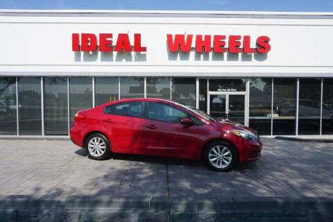 2014 Kia Forte for sale at Ideal Wheels in Sioux City IA