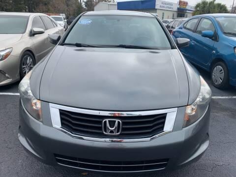 2010 Honda Accord for sale at Sun Coast City Auto Sales in Mobile AL