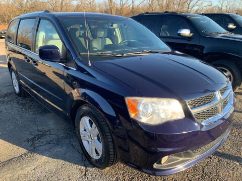 2013 Dodge Grand Caravan for sale at Ol Mac Motors in Topeka KS
