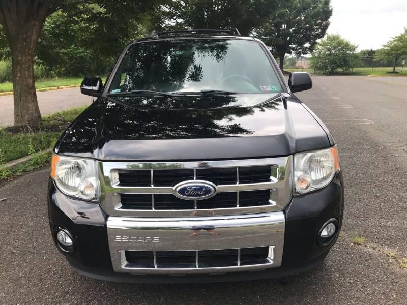 2012 Ford Escape Limited 4dr SUV - Westampton NJ