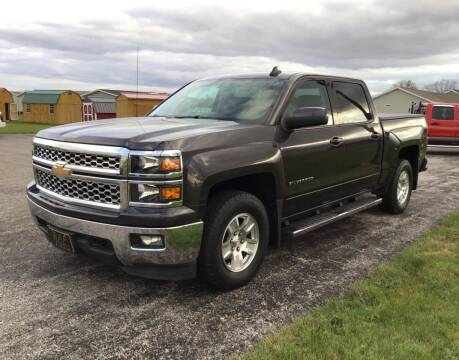 2015 Chevrolet Silverado 1500 for sale at RAP Automotive in Goshen IN