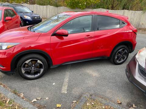 2018 Honda HR-V for sale at Good Works Auto Sales INC in Ashland MA
