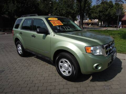 2008 Ford Escape for sale at Family Truck and Auto.com in Oakdale CA