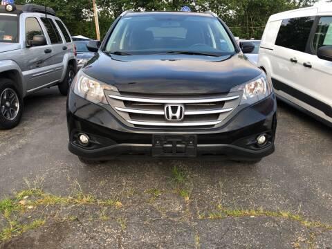 2012 Honda CR-V for sale at SuperBuy Auto Sales Inc in Avenel NJ