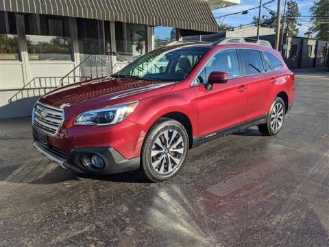 2015 Subaru Outback for sale at GAHANNA AUTO SALES in Gahanna OH
