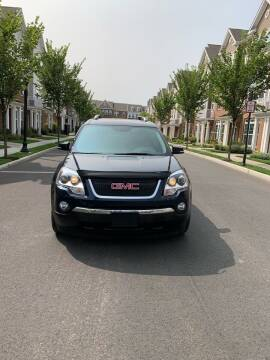 2007 GMC Acadia for sale at Pak1 Trading LLC in South Hackensack NJ