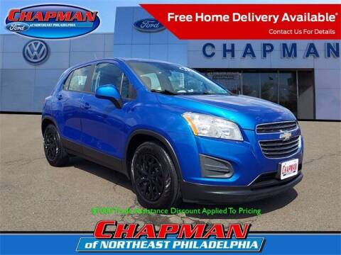 2015 Chevrolet Trax for sale at CHAPMAN FORD NORTHEAST PHILADELPHIA in Philadelphia PA