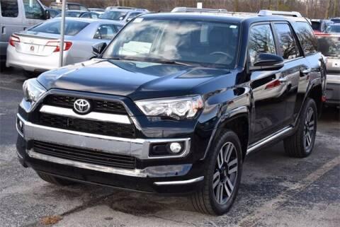 2016 Toyota 4Runner for sale at BOB ROHRMAN FORT WAYNE TOYOTA in Fort Wayne IN