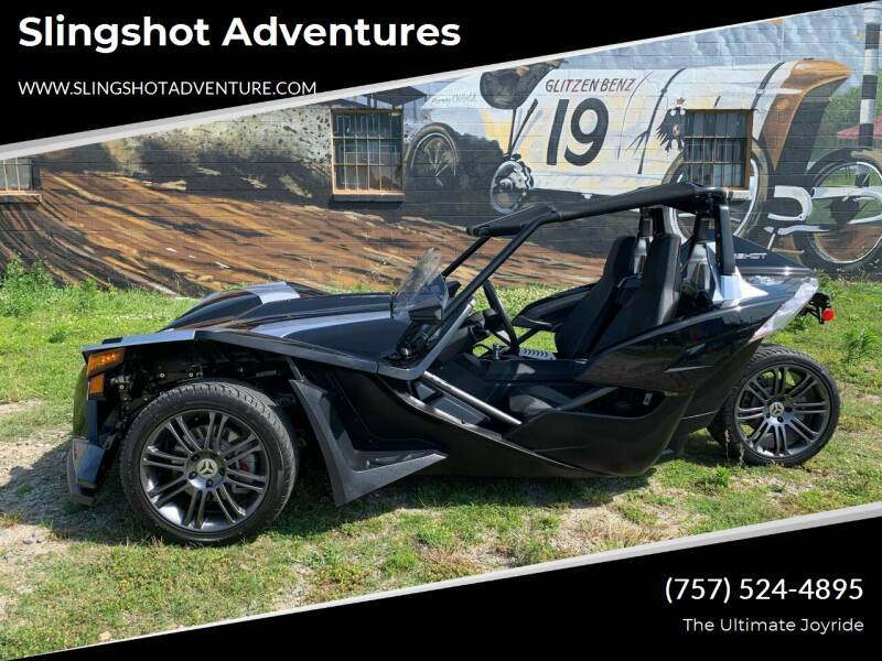 2017 Polaris Slingshot for sale at Slingshot Adventures in Virginia Beach VA