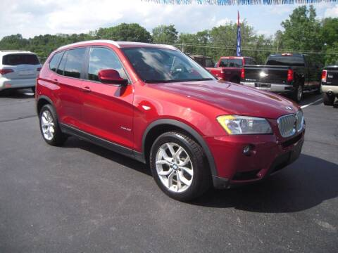 2011 BMW X3 for sale at 1-2-3 AUTO SALES, LLC in Branchville NJ