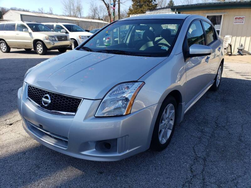 2012 Nissan Sentra for sale at BBC Motors INC in Fenton MO
