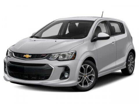 2019 Chevrolet Sonic for sale at Mike Murphy Ford in Morton IL