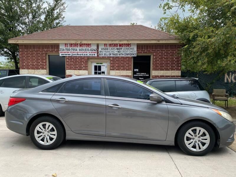2011 Hyundai Sonata for sale at El Jasho Motors in Grand Prairie TX