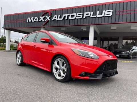 2013 Ford Focus for sale at Maxx Autos Plus in Puyallup WA