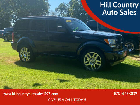 2011 Dodge Nitro for sale at Hill Country Auto Sales in Maynard AR