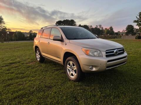 2006 Toyota RAV4 for sale at A & A AUTOLAND in Woodstock GA