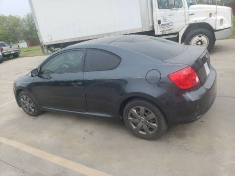 2008 Scion tC for sale at El Jasho Motors in Grand Prairie TX