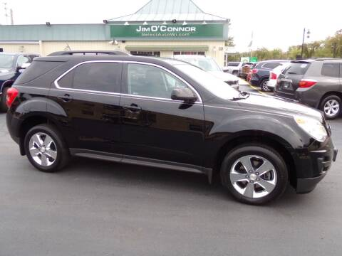 2013 Chevrolet Equinox for sale at Jim O'Connor Select Auto in Oconomowoc WI