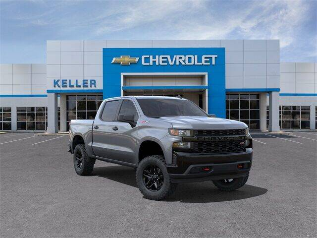 2021 Chevrolet Silverado 1500 for sale in Hanford, CA