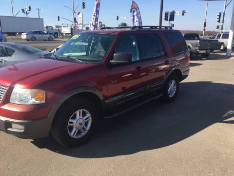 2005 Ford Expedition for sale at CONTINENTAL AUTO EXCHANGE in Lemoore CA