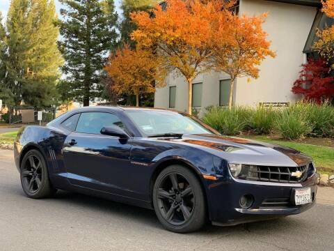 2012 Chevrolet Camaro for sale at AutoAffari LLC in Sacramento CA