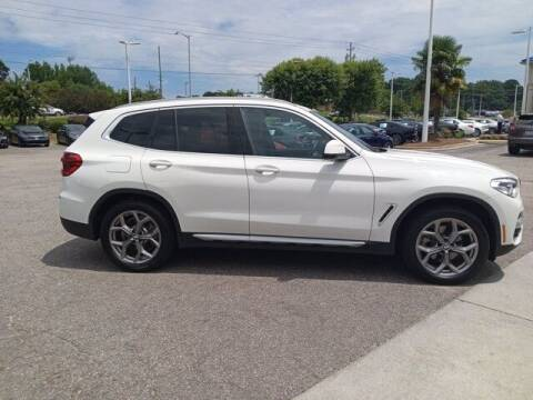 2020 BMW X3 for sale at Auto Finance of Raleigh in Raleigh NC