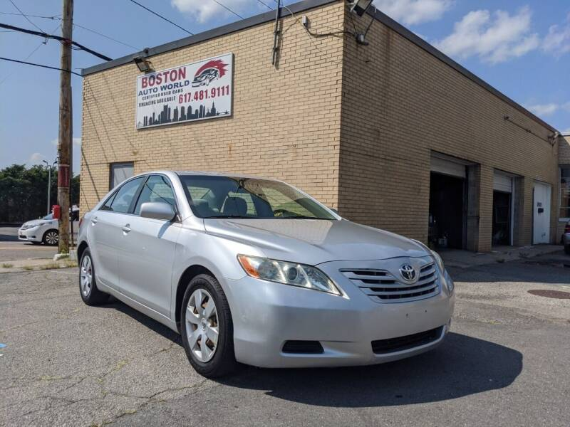 2008 Toyota Camry for sale at Boston Auto World in Quincy MA
