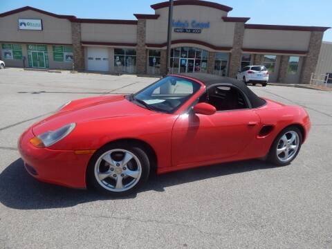 2001 Porsche Boxster for sale at Iconic Motors of Oklahoma City, LLC in Oklahoma City OK