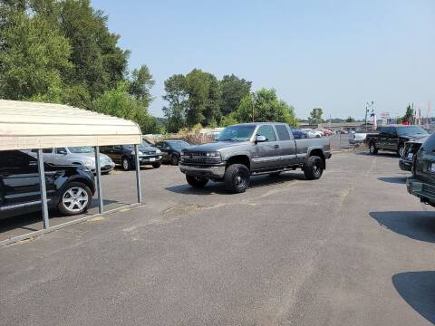 2001 Chevrolet Silverado 1500 for sale at Bonney Lake Used Cars in Puyallup WA